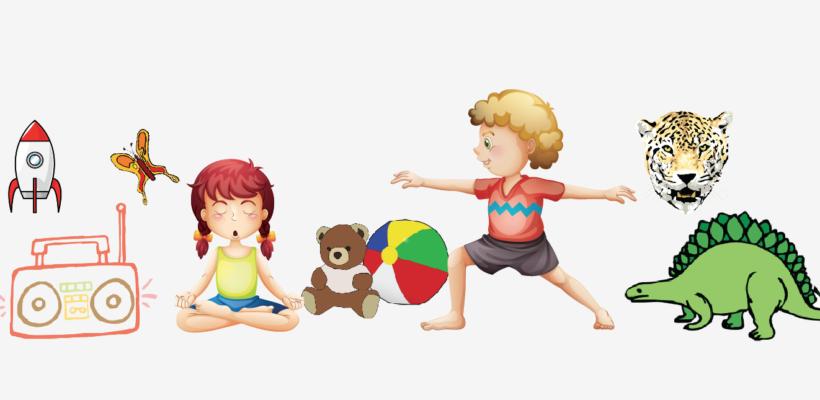 Kida Yoga Birthday Party Wicked Fitness
